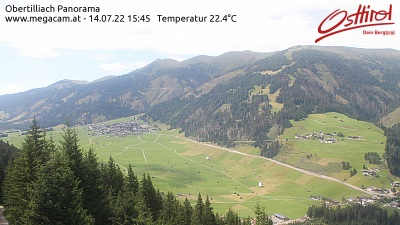 Webcam Obertilliach Lesachtal